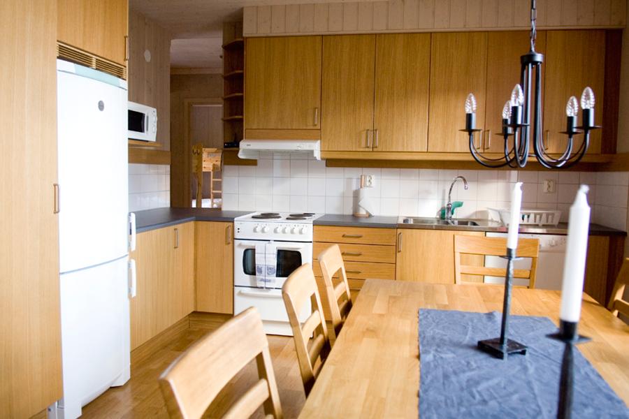 Järvsö Stugby kök
