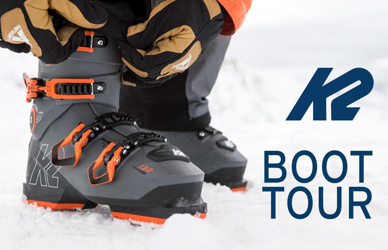 K2 Boot tour