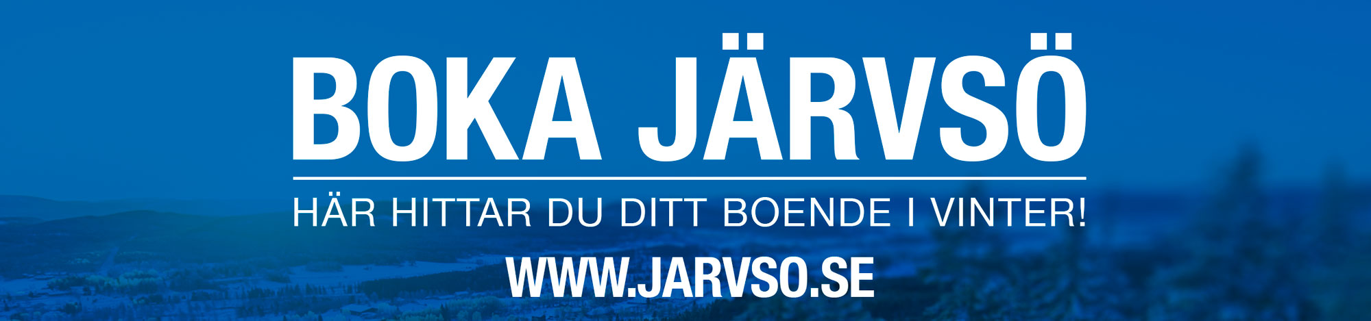 Boka boende i Järvsö
